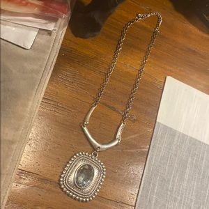 Necklace With Rhinestone